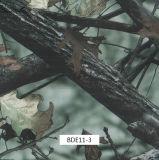 屋外項目(BDE11-1)のためのフィルムを浸す葉のCamoの多彩な水上飛行機