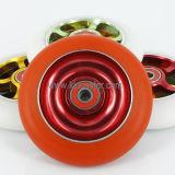 Rollerrad mit rotem Metallkern (Kai-SK22)