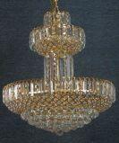 Lampe de cristal