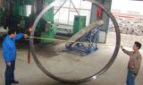 La forja de gran diámetro del anillo (dhdz)