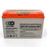 12V100ah AGM UPS Acumuladores de chumbo-ácido Gel completa o ciclo de profunda Solar VRLA Bateria Recarregável de Taxa Alta SMF do SLA adiantando Batery Fábrica de Longa Duração
