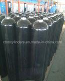 Cilindros de gás 50L do oxigênio da liga de alumínio (15Mpa)