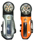 Solaire/Dynamo Lantern Radio avec charge mobile (HY-988)