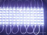 3chips 5730 SMD Waterproof o módulo do diodo emissor de luz para o acrílico