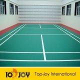 Venta de las mejores pistas de Tenis Deportes de Interior suelos de PVC (C-1113)