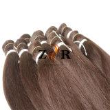 Extensão 100% maioria do cabelo de Remy #1/#1b