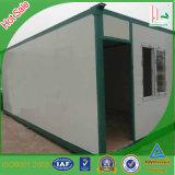 Дома контейнера стальной структуры для общая спальня (KHCH-2014)
