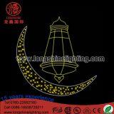 DEL allumant la lumière extérieure de décoration de Ramadan pour la lumière à la maison de vacances