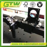 Tagliatrice ad alta altitudine del laser della macchina fotografica 1800*1200 per il taglio del tessuto