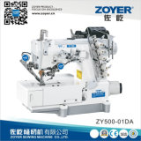 Zoyer بيغاسوس المباشر محرك الانترلوك ماكينة الخياطة مع السيارات المتقلب (زينب يوسف 500-01da)