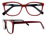 Frame van het Schouwspel van Eyewear van de Acetaat van de Glazen van het voorschrift het Met de hand gemaakte