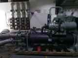Refrigerador de agua de China/refrigerador de enfriamiento de la agua de mar/máquina de la refrigeración por agua