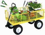 Chariot de maille de jardin pour les Etats-Unis