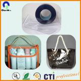 プラスチック0.12mm-0.17mmパッキング袋のための正常で明確で適用範囲が広いPVCフィルム