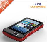 Industrial Mobile 4G Lte 508dpi Sensor capacitivo de pantalla táctil Fingerprinter