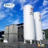 El tanque de almacenaje líquido del CO2 del aislante del polvo del vacío