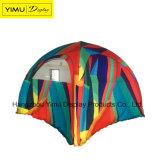 高品質の防水膨脹可能なドームのテントの膨脹可能なおおいのテント