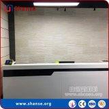 tuile en pierre durable de mur de regard de bonne flexibilité de 3mm