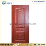 915X2135X3mm Melamin Laminted HDF geformte Tür