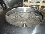 Cps800NC volume grande de alta velocidade de centrifugação de Chapa de Aço Inoxidável