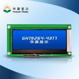 LCD van de Matrijs van de PUNT van Stn 192X64 Vertoning met Controlemechanisme St7525