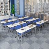 Mobilier de bureau pliable Table de réunion pour salle de réunion sur la vente