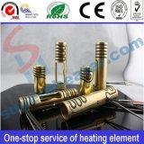 Moule à injection de canaux chauds de l'élément de chauffage du serpentin de chauffe