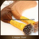 As melhores extensões Nano do anel do cabelo humano da qualidade
