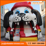 2017 trasparenza gonfiabile del cane di Partrol della tela incatramata del PVC di alta qualità 0.55mm (T4-690)