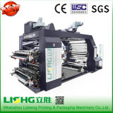 4 couleurs haute vitesse automatique Machine d'impression flexo