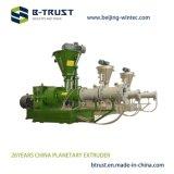 Extrudeuse à rouleaux planétaire Btrust pour le calandrage en PVC avec haute qualité