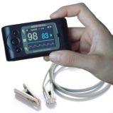 Monitorar En Color Veterinario de Meditech Mano Con oximetro de pulso de onda de SpO2