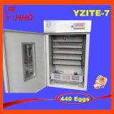 A fábrica de Hhd fornece o Ce automático cheio da incubadora da galinha da fonte da fábrica de 500 ovos aprovado