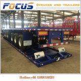 De nieuwe Aanhangwagen van de Vrachtwagen, de Tri Semi Aanhangwagen van Assen 40FT voor Verkoop