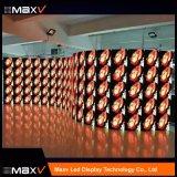 Modulo di P3.9 LED con il Governo di fusione sotto pressione impermeabile esterno dell'installazione fissa di 500*1000mm