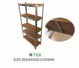 Aço resistente ajustável da garagem da cozinha do organizador do armazenamento de cremalheira do Shelving