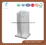 4 panneaux Woodeng Slatwall Towers Display Stand