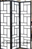 سوداء لون [هوتل رووم] [ريس ببر] [نون-ووفن] وخشبيّة [جبنس ستل] يطوي [شوجي] شاشة [رووم ديفيدر] [إكس] 3 لون