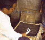 Ébène pour composants d'étrave / bois ébène / bois noir