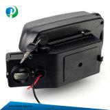 48V het nieuwe Pak van de Batterij van het Lithium van het Ontwerp voor e-Fiets in Zwarte