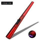 Comercio al por mayor nueva lanzado sin Flama USB recargable encendedor arco pulso eléctrico