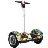 2018 горячих продуктов Hoverboard 10-дюймовый Smart электрический на баланс для скутера