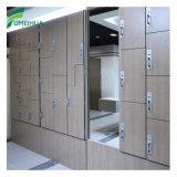 Kast van het Profiel van het Aluminium van de douane de Witte Elektronische