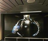 P7.62mm Stade - intérieur de l'écran LED maille écran affichage LED