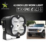 45W 6.3INCH inundação no local à prova de feixe de luz de trabalho de LED para o veículo tractor ATV UTV Jeep SUV motociclo