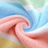 Los colores sólidos Quick-Drying Toalla de microfibra cara toalla (JRD270)