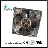 flusso assiale di raffreddamento senza spazzola m. del ventilatore di CC del blocco per grafici del cuscinetto a sfere di 80*25mm 5V -24V due
