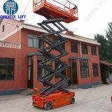 الصين [4م] [-20م] يقصّ [ليفت قويبمنت] هيدروليّة, أربعة عجلات منقول مصعد