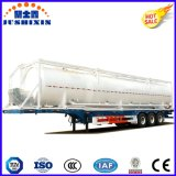 40FT 20FT 22.5cbm de de BulkSteenkool van ISO/Container van de Tank van het Poeder van het Cement