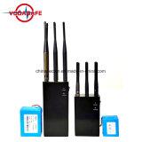 433/315/868MHz Jammer señal Jammer/Mini/Remote Jammer señal de control